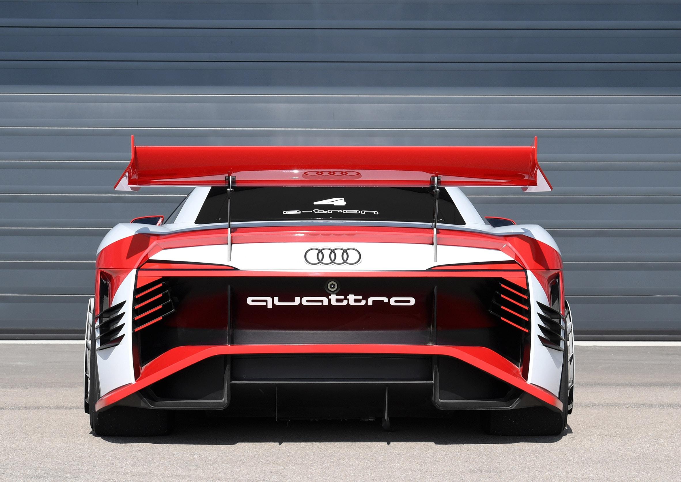 Audi e-tron Vision GT: Aπό τις ψηφιακές πίστες του Gran Turismo στις πίστες της Formula E