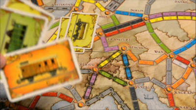 Ticket to Ride Ευρώπη: το ταξίδι με το τρένο μόλις ξεκίνησε!