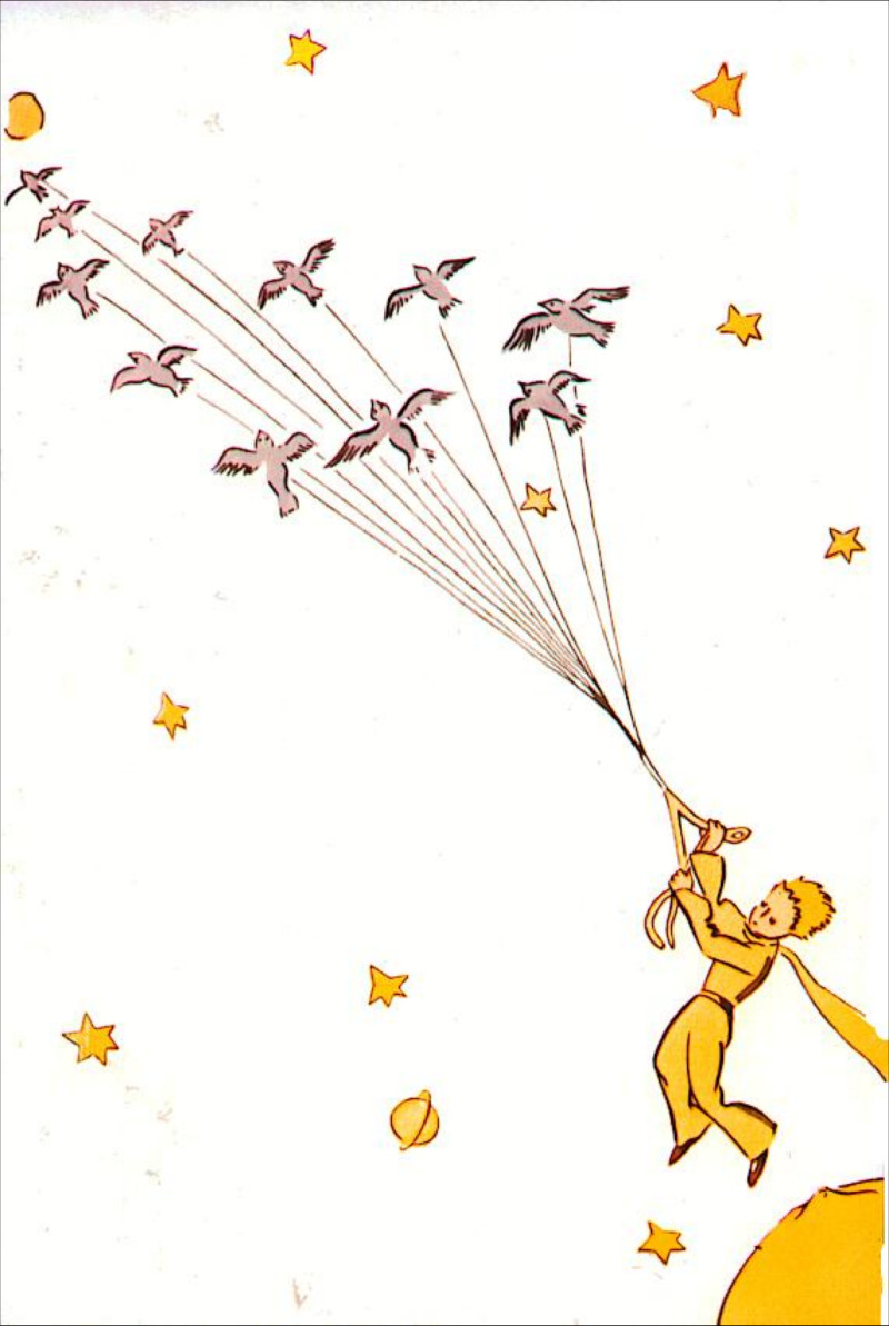 Ρομαντικός και διαχρονικός: H 75η επέτειος από την κυκλοφορία του Μικρού Πρίγκιπα!