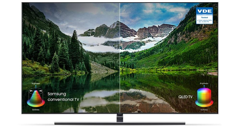 Samsung QLED TVs: Το μέλλον της τηλεόρασης είναι εδώ!