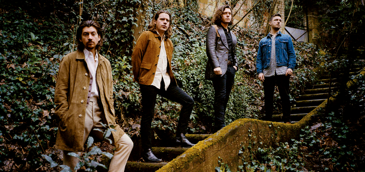 «Tranquility Base Hotel & Casino»: η μεγάλη επιστροφή των Arctic Monkeys!