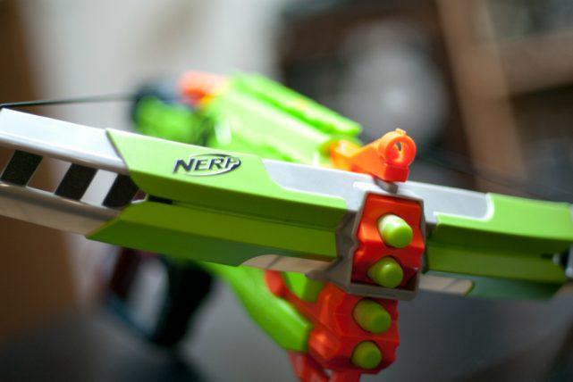 Εκτοξευτές και νεροπίστολα Nerf: Η μάχη στον κήπο ξεκίνησε - οι νικητές του διαγωνισμού!