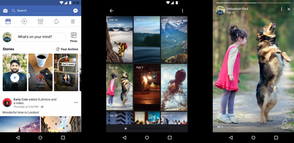 3 νέα features του Facebook απογειώνουν την εμπειρία σου!