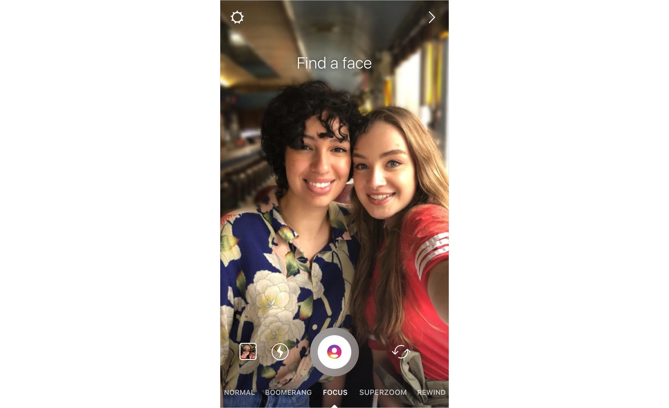 Η λειτουργία Focus του Instagram κάνει τις selfies σου... επαγγελματικές!