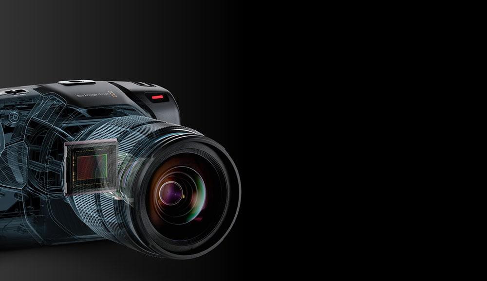 Η άφθαστη compact κάμερα της Blackmagic: RAW βίντεο σε ανάλυση 4K!