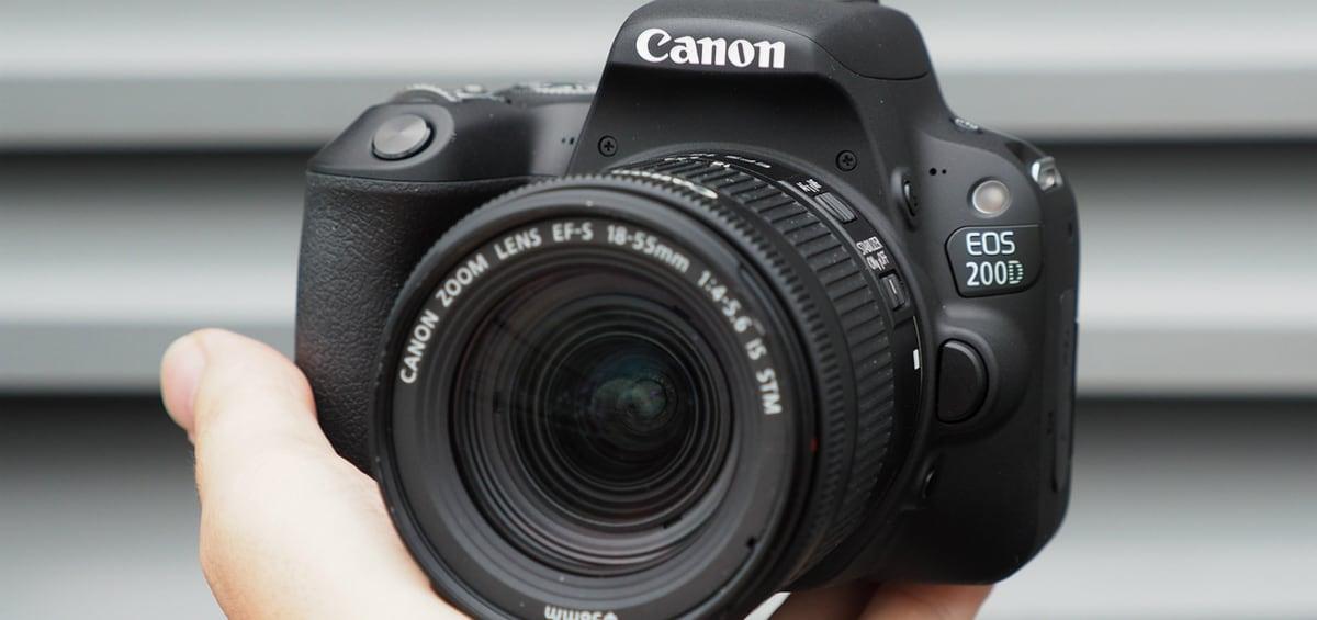 Μπες στον φωτογραφικό κόσμο της Canon με την EOS 2000D!