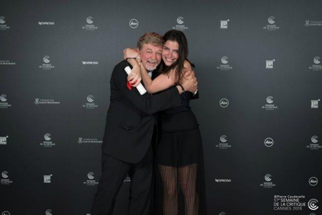 Κάννες 2018: Πρώτο βραβείο ταινίας μικρού μήκους για τη Ζακλίν Λέντζου!