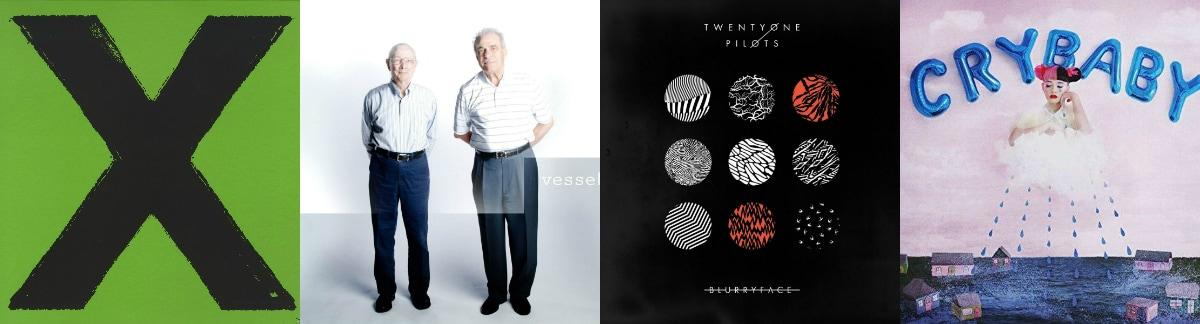 11+1 άλμπουμ για βουτιές στις θάλασσες της pop