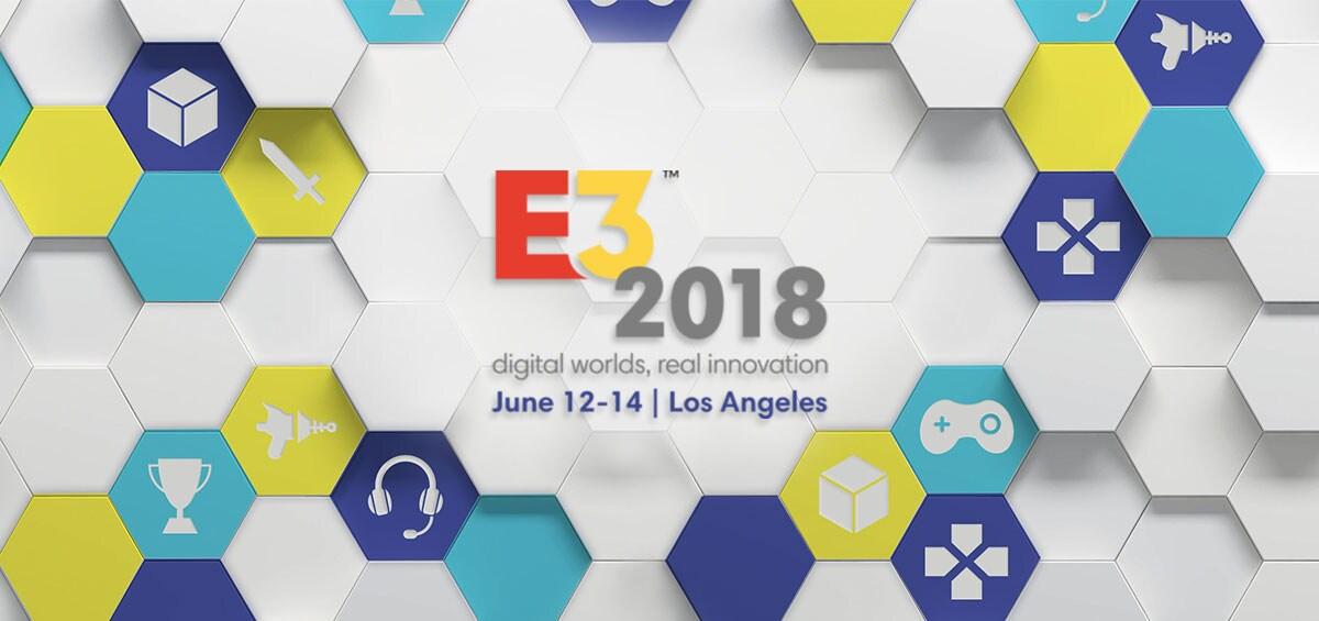 E3 2018: Η γιορτή του gaming ξεκινάει!