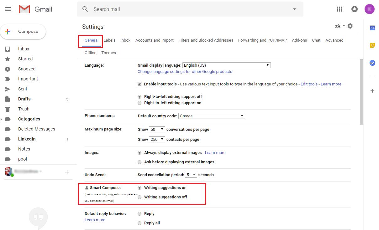 Απόκτησε πρόσβαση στα πειραματικά χαρακτηριστικά του Gmail
