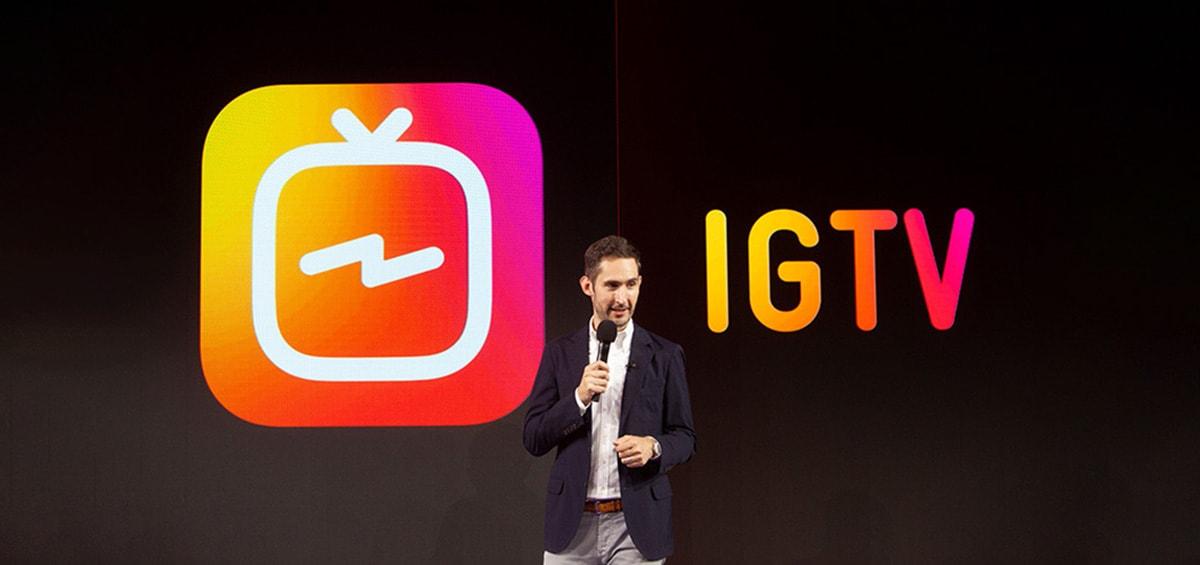 IGTV: Τρέμε YouTube!