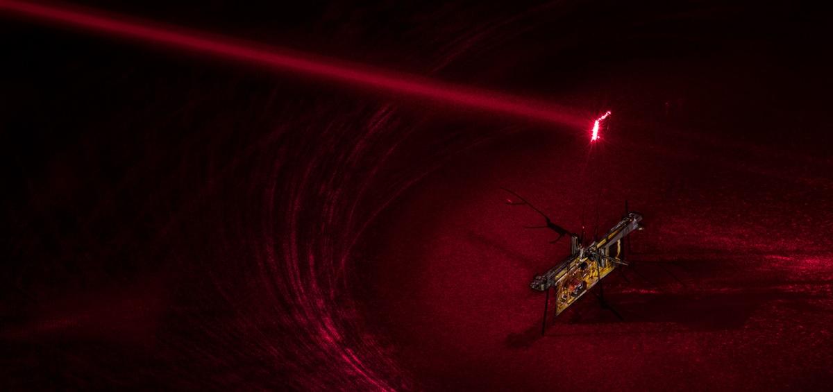 Πέταξε η πρώτη ασύρματη ρομποτική μύγα!