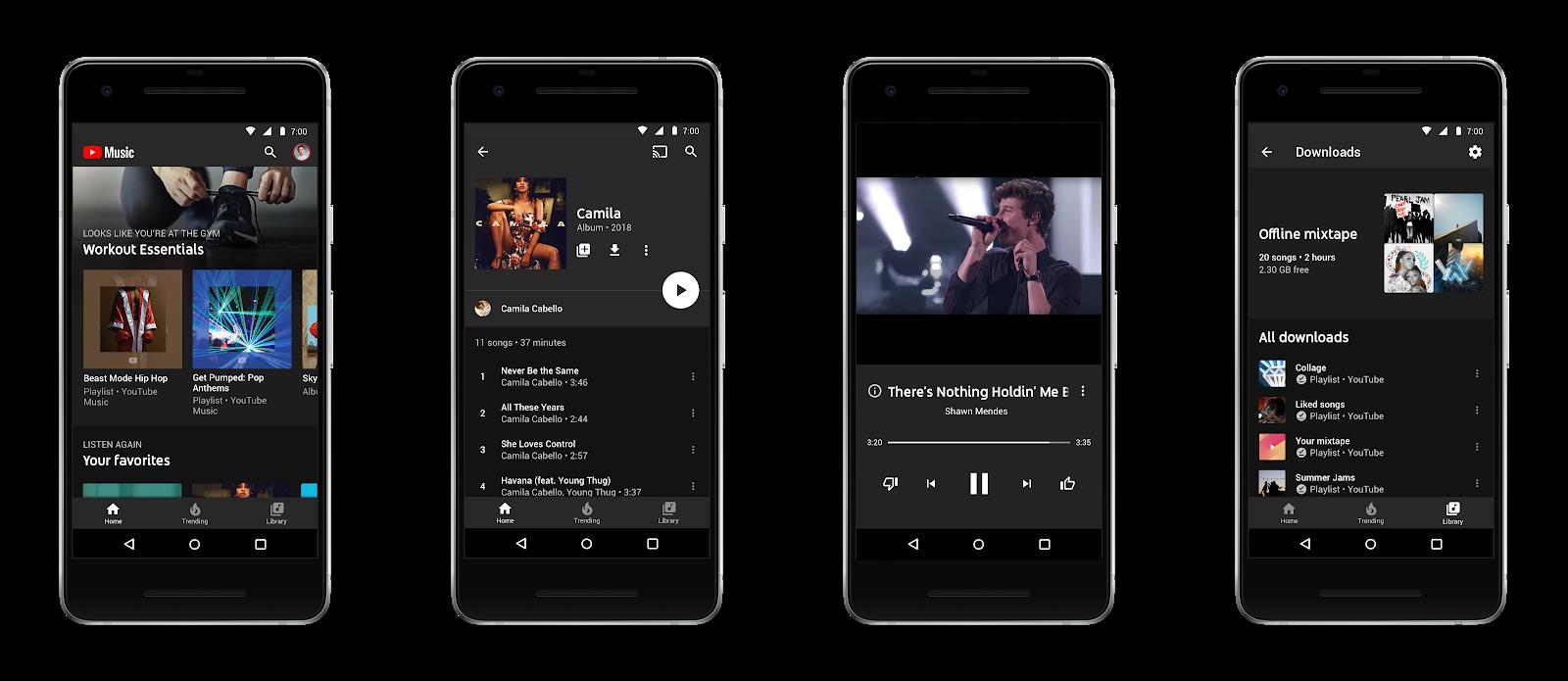 Ο νέος αντίπαλος του Spotify ακούει στο όνομα YouTube Music!