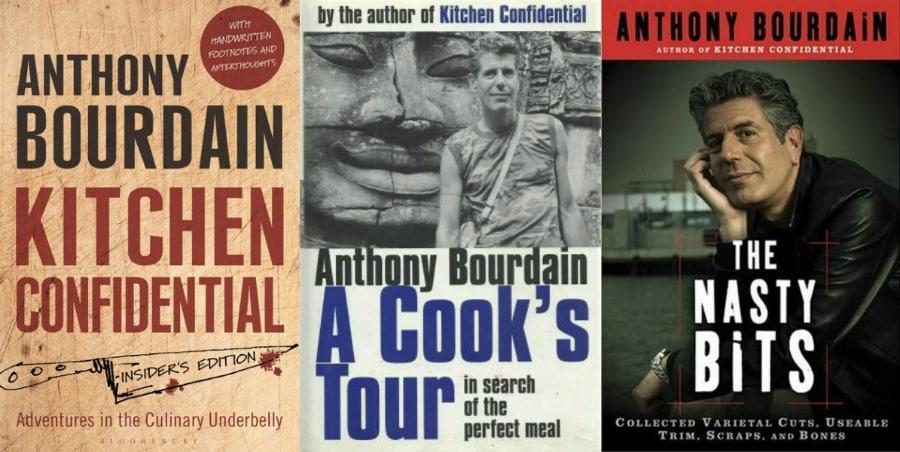 Anthony Bourdain: Τα Public αποχαιρετούν το κακό παιδί της γαστρονομίας
