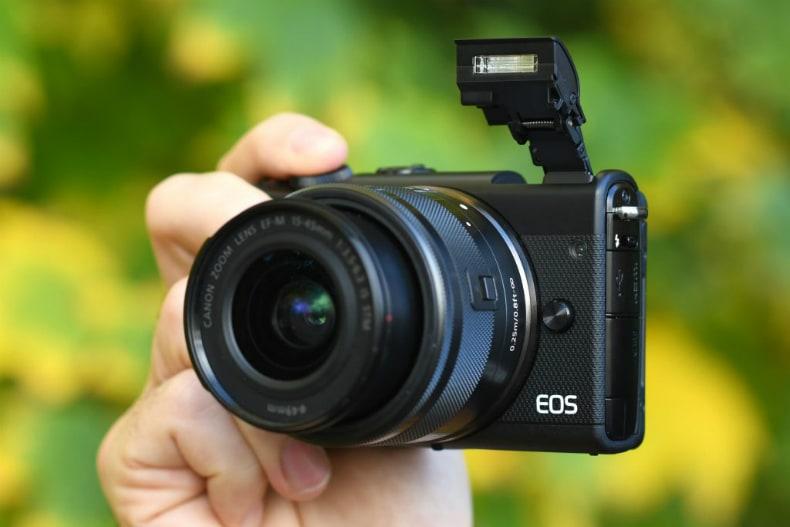 Canon EOS M100: Μικρή με… μεγάλες φωτογραφικές επιδόσεις!