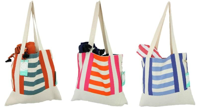 Pestemal: Πετσέτες και τσάντες θαλάσσης αληθινά πασπαρτού - τα ονόματα των νικητών!