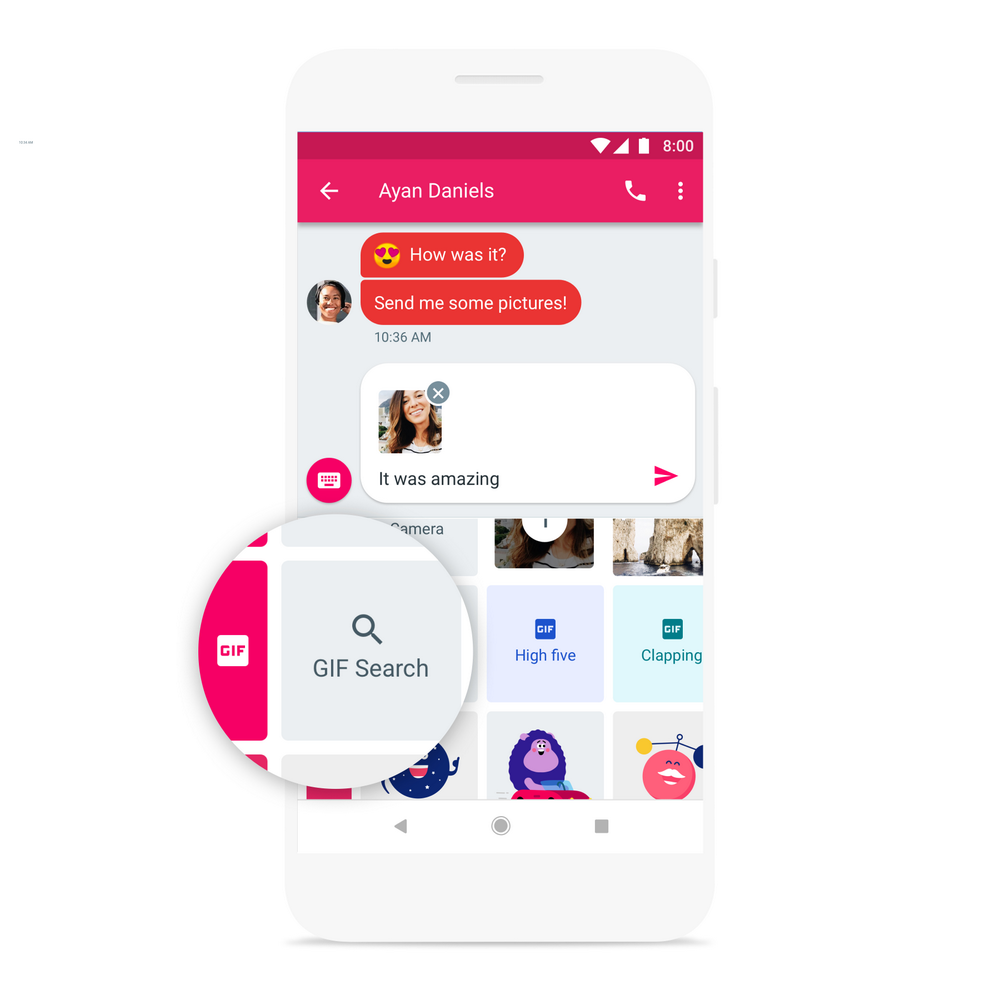 Android Messages: Στείλε μηνύματα από το desktop σου!