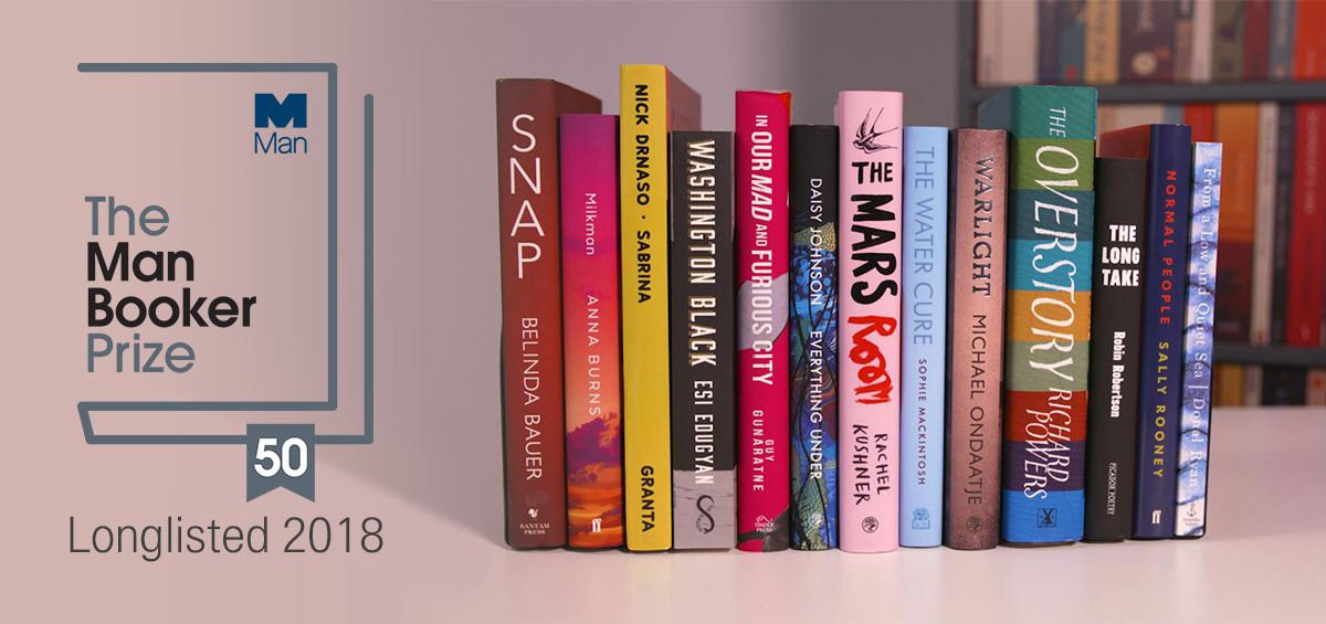 Holiday reading: H Man Booker Prize longlist μας λύνει τα χέρια!