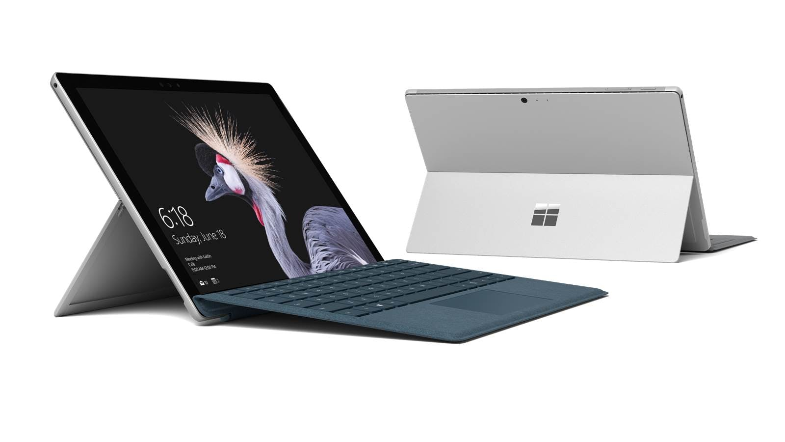 Microsoft Surface Laptop και Surface Pro: Δύο φορητά σημεία αναφοράς