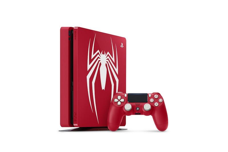 Ανακοινώθηκαν οι νέες limited, Spider-man εκδόσεις των PS4 και PS4 Pro