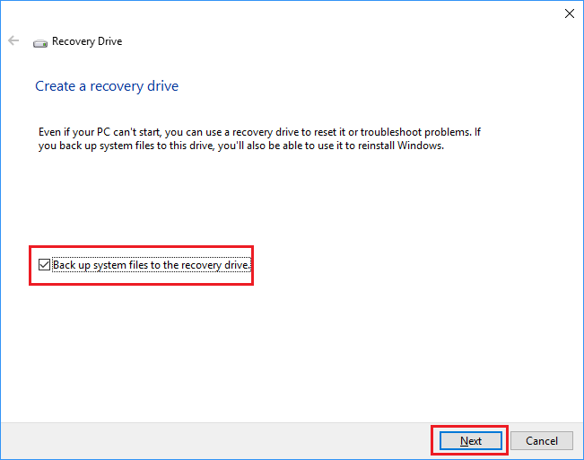 How to: Φτιάξε recovery drive για τα Windows 10 σε 5 βήματα