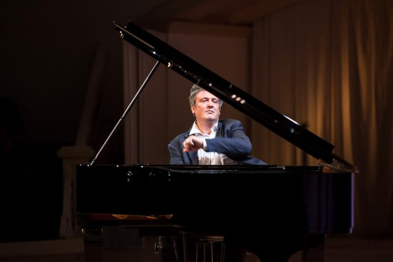 Μπερεζόφσκι και Φιλαρμονική Ορχήστρα Βαρσοβίας συμπράττουν επί σκηνής στο Ηρώδειο