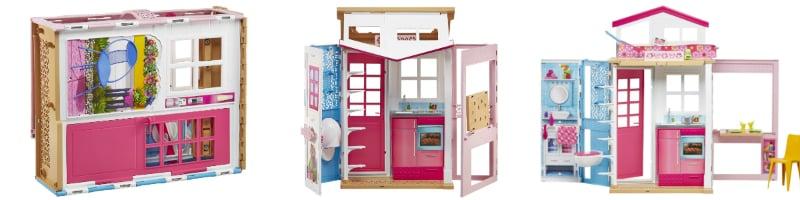 Φεύγουμε διακοπές με το σπιτάκι-βαλιτσάκι της Barbie - κερδίστε το!