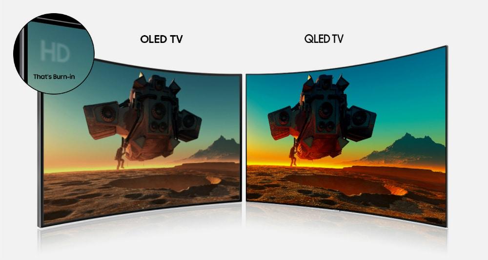 Τηλεοράσεις QLED: Η Samsung απαντά στο burn-in με 10ετή εγγύηση!