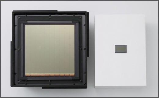 H Canon έφτιαξε τον μεγαλύτερο υψηλής ευαισθησίας αισθητήρα CMOS του κόσμου!