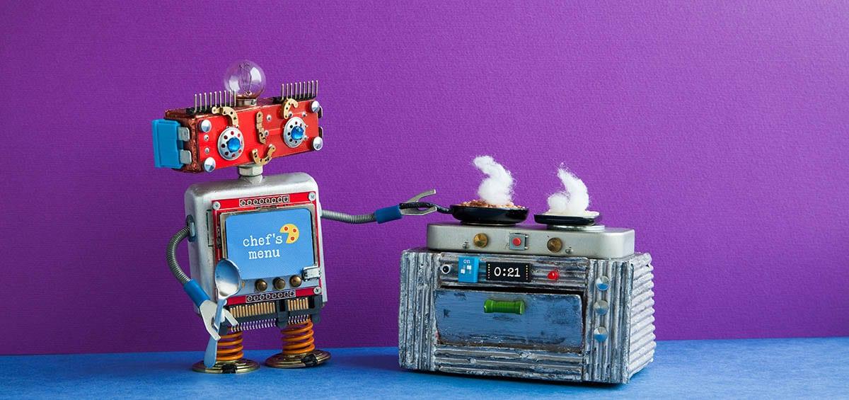 Νέα A.I. φέρνει ρομποτικό sous-chef στην κουζίνα σου!