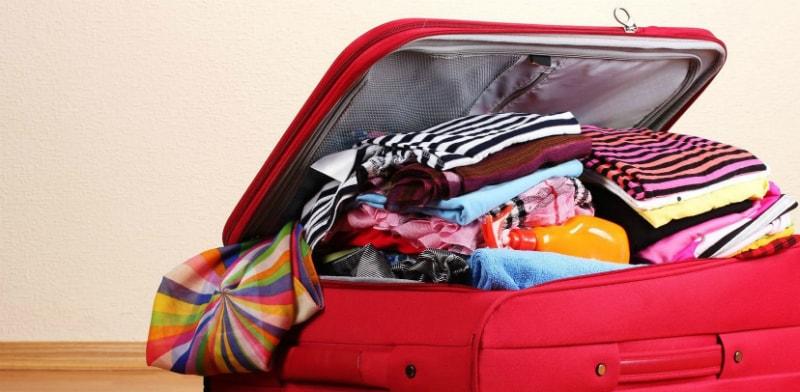 Επιχείρηση βαλίτσα: 9+1 tips για να μη ξεχάσεις τίποτα!