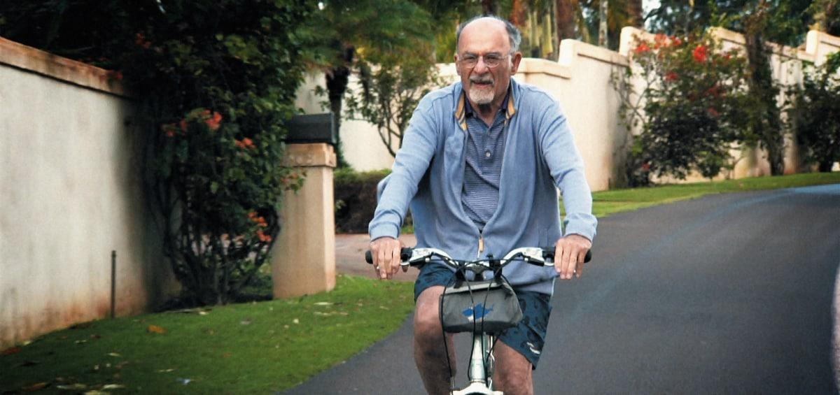 Ίρβιν Γιάλομ – Ένας ογδονταπεντάρης που αισθάνεται νέος!