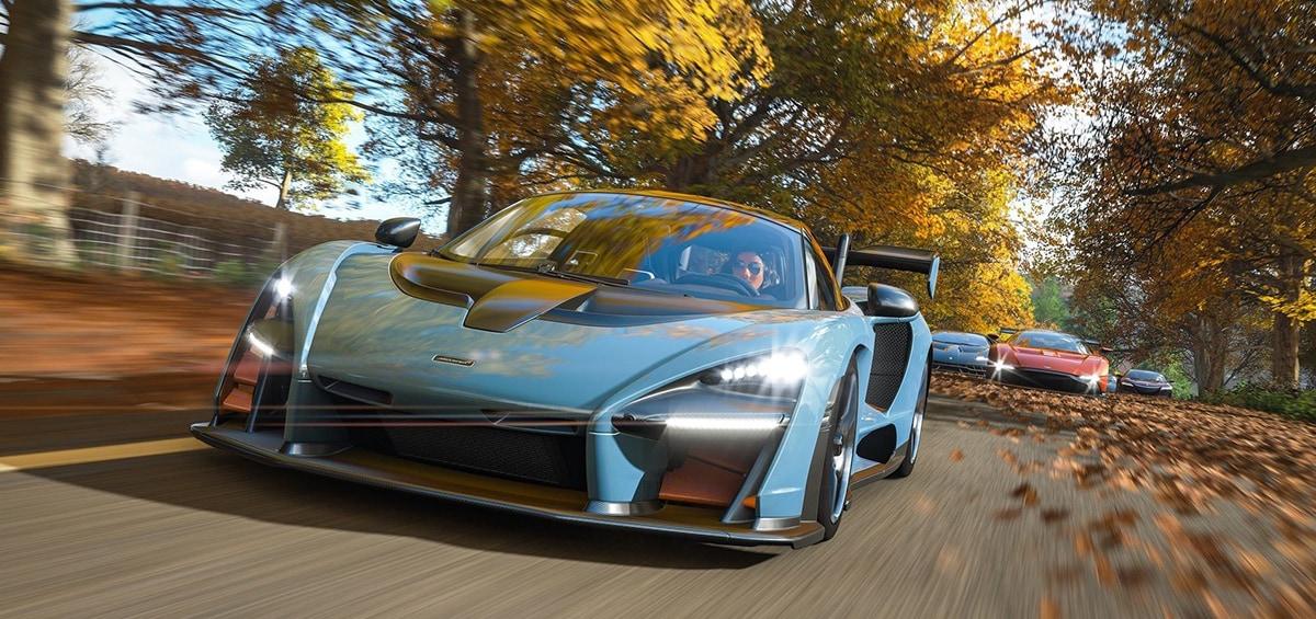 Πάρε γεύση από τις τέσσερις εποχές του Forza Horizon 4!