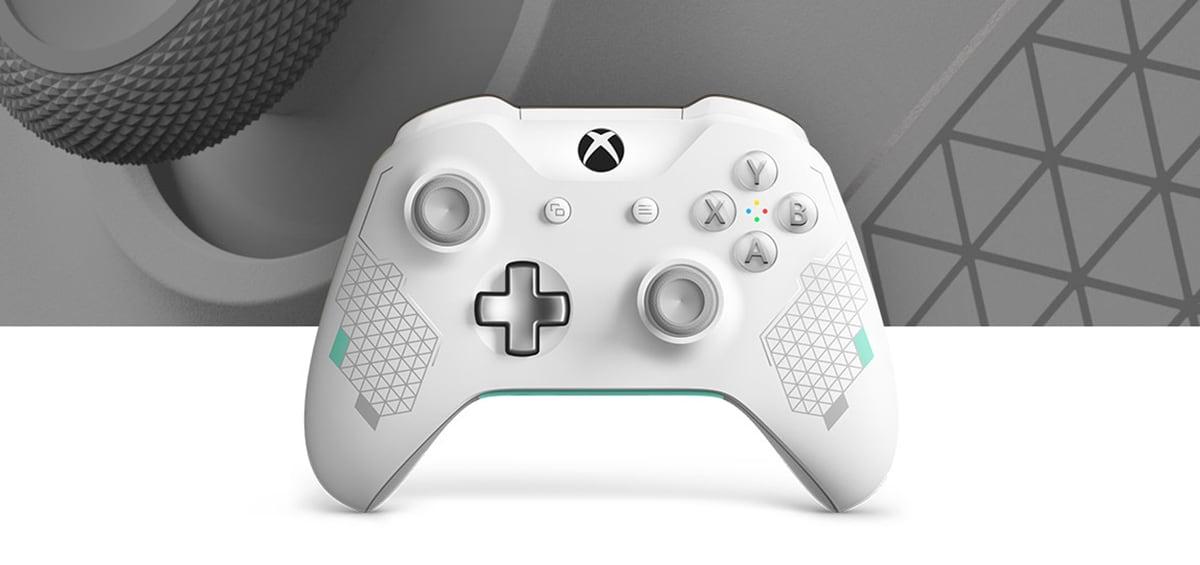 Sport White Special Edition: Το gamepad του Xbox έγινε… σπορτίφ!