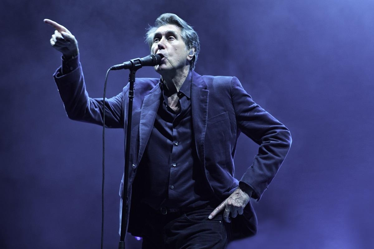 Bryan Ferry: όταν το στυλ συναντά την ουσία