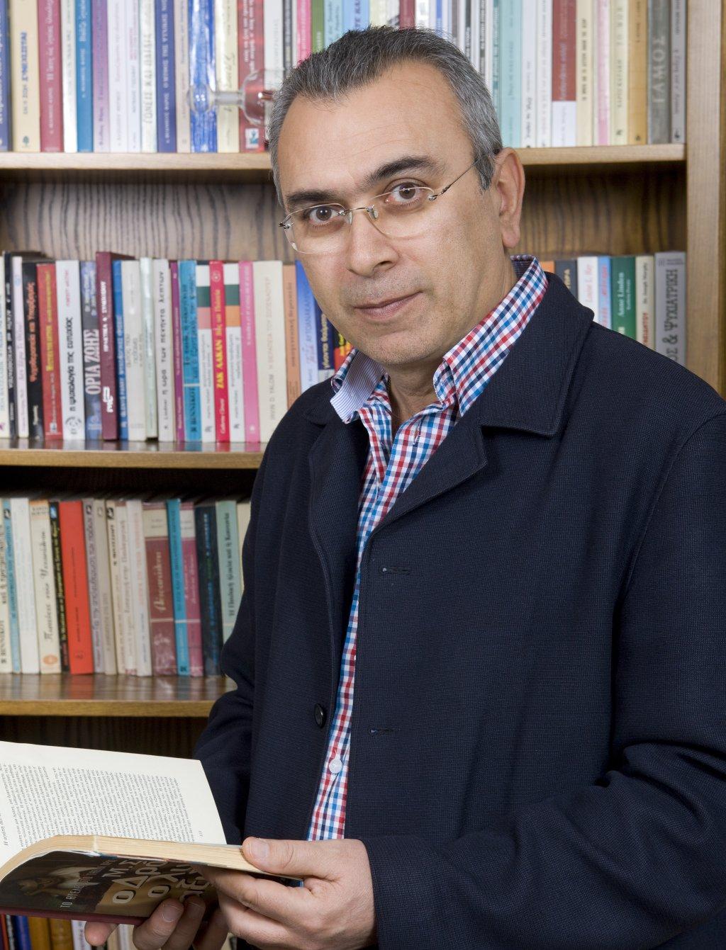 Ο ψυχίατρος Ιάκωβος Μαρτίδης έρχεται @ Public Τσιμισκή