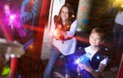 Nerf Laser Ops: η μάχη ξεκινά!