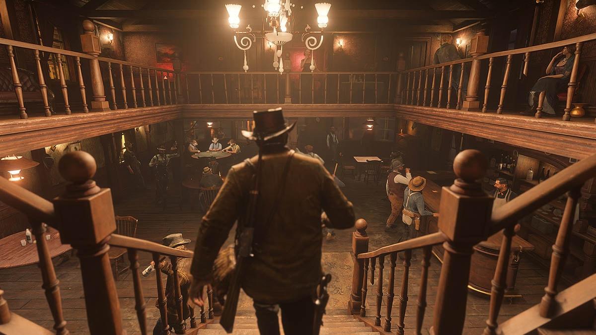 Red Dead Redemption 2: Οπτική πρώτου προσώπου και αχανές online mode