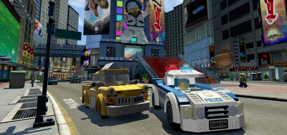 Lego City: Ζήσε την περιπέτεια στην πόλη του μέλλοντος!