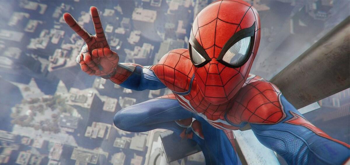 PS4: Φτιάξε το δικό σου εξώφυλλο comic παίζοντας Marvel's Spider-Man!