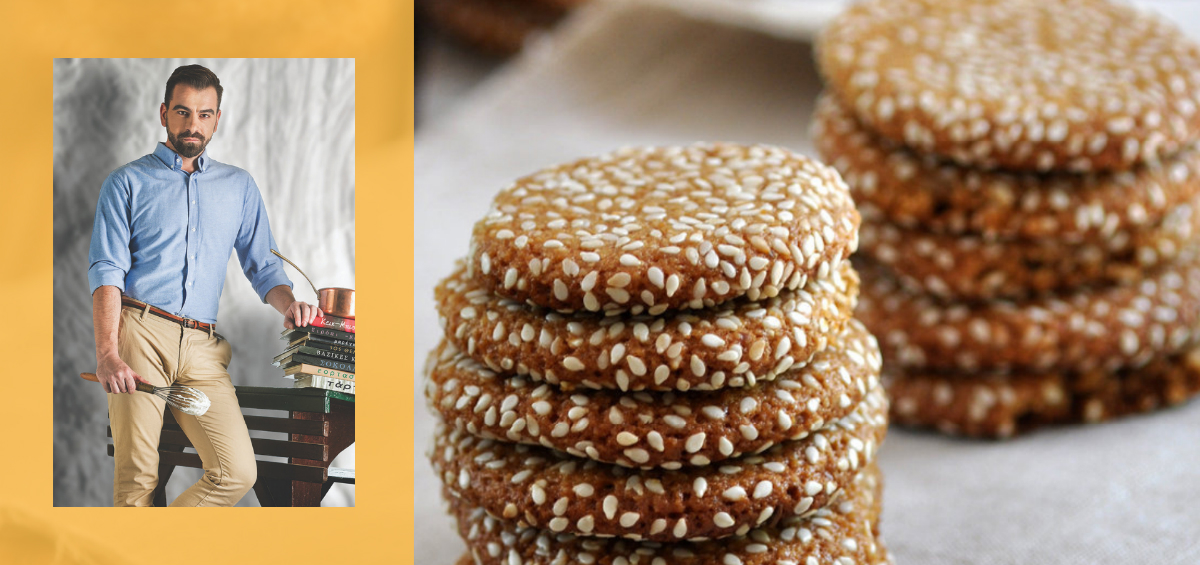 Κολατσιό για μαθητές από τον Χρήστο Βέργαδο: Μπισκότα με φυστικοβούτυρο