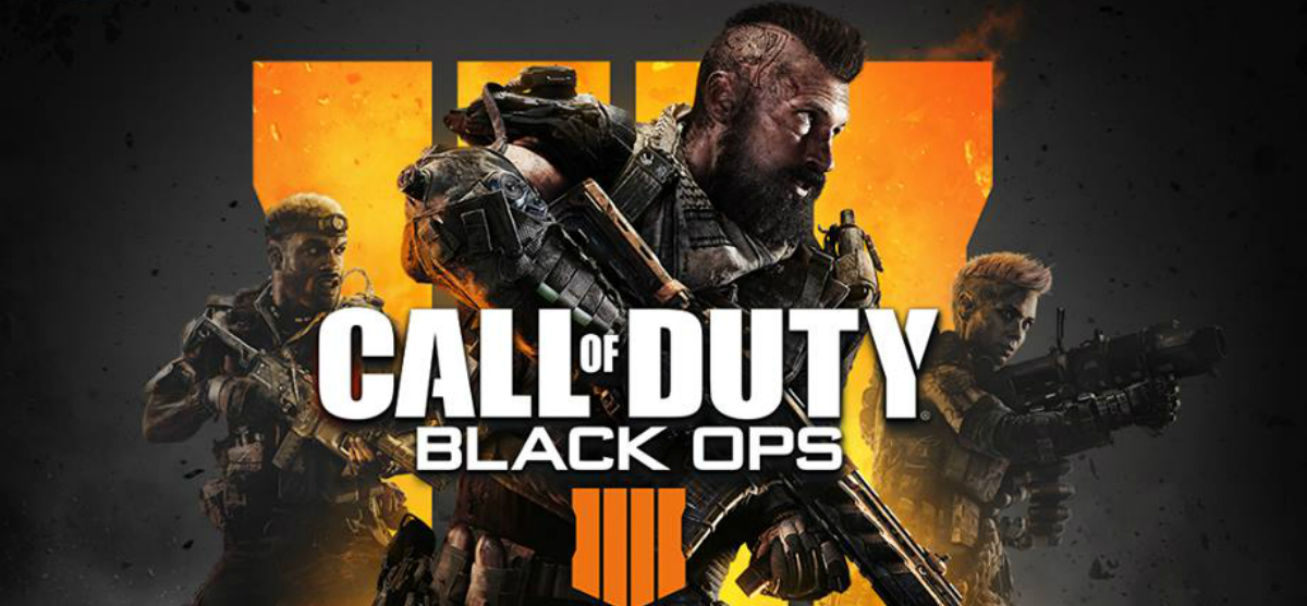 Call of Duty Black Ops 4 event @ Public The Mall Athens