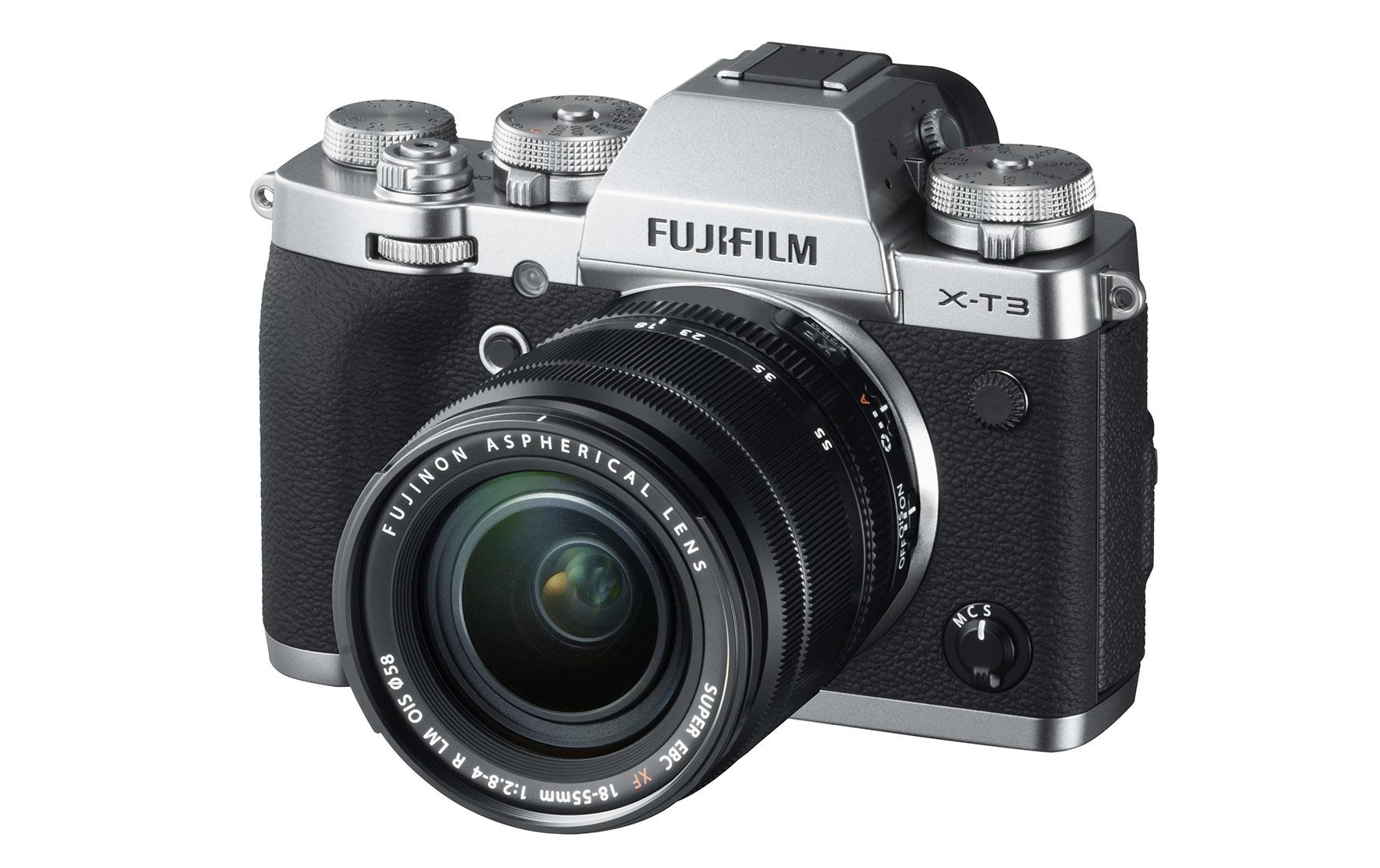 Στο Public η πρώτη αποκλειστική παρουσίαση του μοντέλου Fujifilm Χ-Τ3 από τον φωτογράφο Ανδρέα Καμούτση