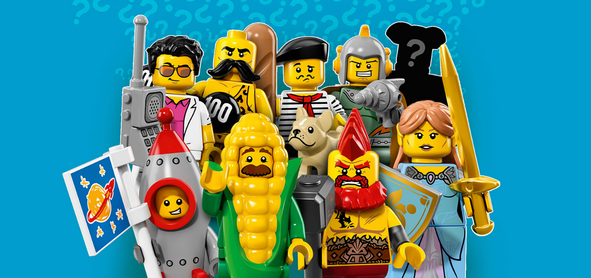 Πάθος με τα Lego; Απόκτησέ τα όλα!