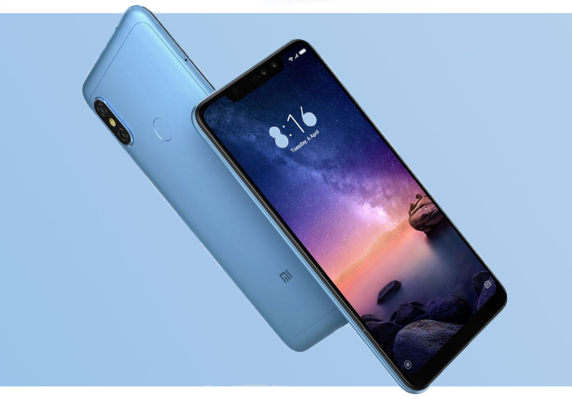 Xiaomi Redmi Note 6 Pro: 8 πυρήνες, 4 κάμερες, προηγμένη ΑΙ