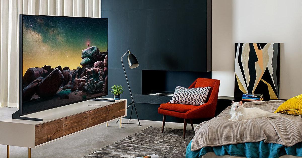 Ξέχνα το 4K - Οι νέες 8Κ QLED τηλεοράσεις της Samsung είναι εδώ