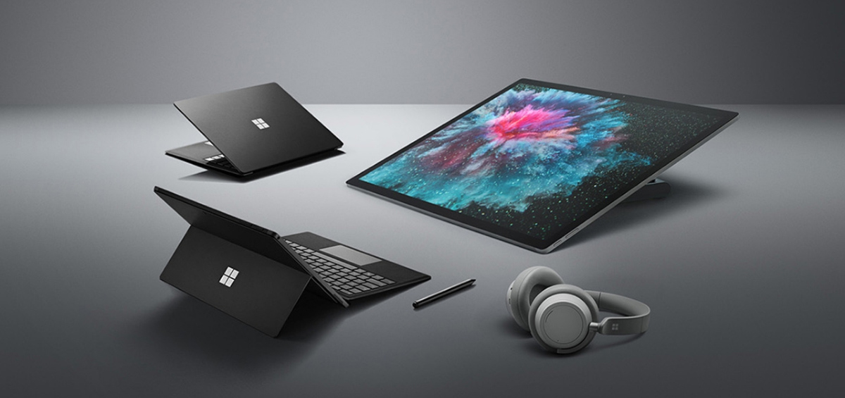 Microsoft: Παρουσιάστηκαν τα Surface Pro 6 και Surface Laptop 2