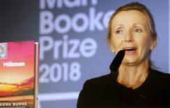 Στο «Milkman» της Anna Burns το Man Booker Prize 2018
