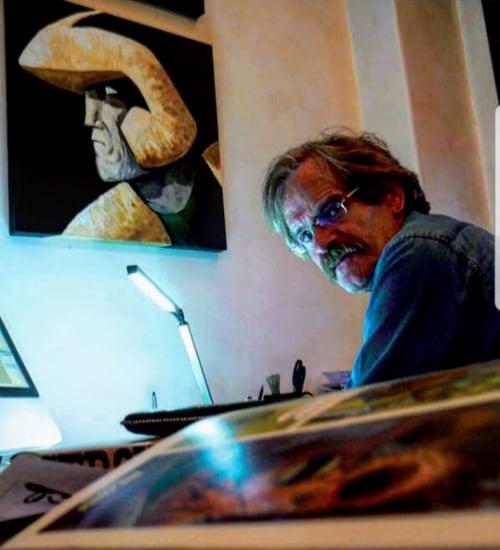 Carlos Ezquerra: O συν-δημιουργός του Δικαστή Dredd δεν είναι πια εδώ
