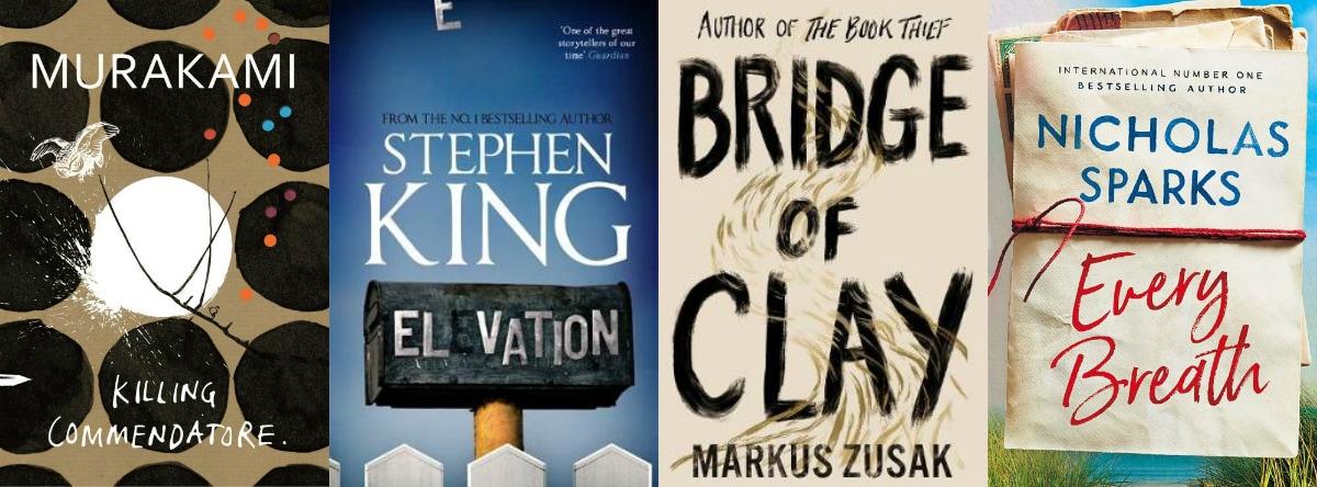 Book recap: Οι μεγάλες κυκλοφορίες της εβδομάδας